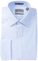 John W. Nordstrom Traditional Fit Arrow Pattern Dress Shirt