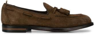 Officine Creative Ivy suede loafers