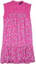 Juicy Couture Girls Soft Woven Marrakech Floral Dress