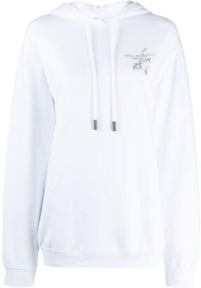 Off-White Birds Arrows print hoodie