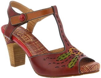 Spring Step L'Artiste by Leather Sandals - Katila