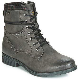 Tom Tailor ARTHICIA women's Mid Boots in Grey