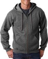 Gildan Men's Heavy Blend Full-Zip Vintage Hooded Sweatshirt