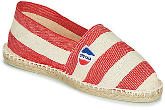 1789 Cala CLASSIQUE GOLFO men's Espadrilles / Casual Shoes in Red