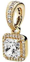 Pandora Women Gold Plated Pendant - 350180CZ