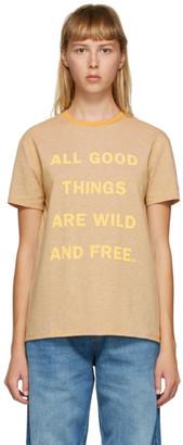 6397 Yellow Good Things T-Shirt