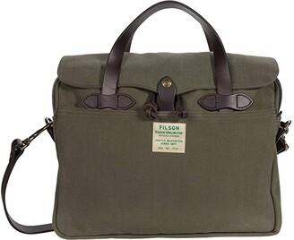 Filson Original Briefcase - Ducks Unlimited (Otter Green) Bags
