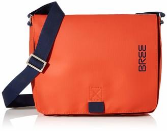 Bree Unisex Pnch 61 Shoulder Bag 6 x 21 x 26 cm Purple Purple (Lavender)