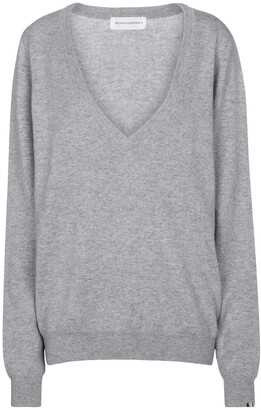 Extreme Cashmere N 38 Be Low cashmere-blend sweater