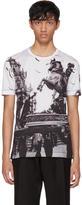 Dolce & Gabbana White Sicilia T-Shirt