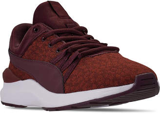 Puma Women Adela Knit Graphic Casual Sneakers from Finish Line