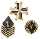 Saint Laurent Army Pins/Set of 3