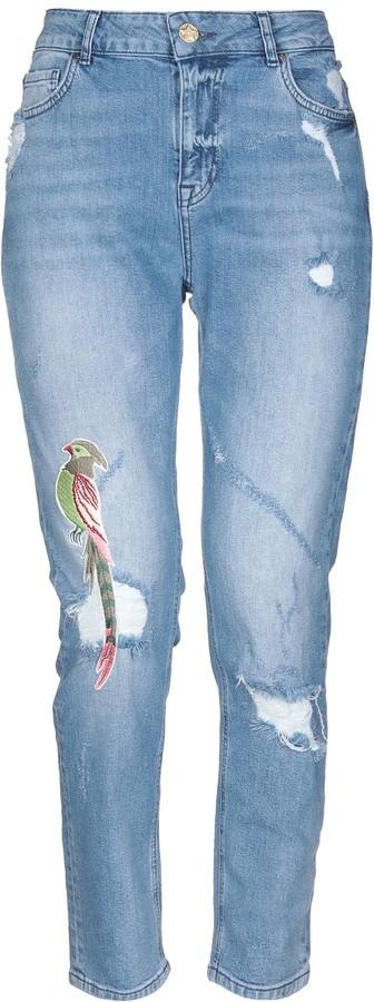 Silvian Heach Denim pants - Item 42700939XL