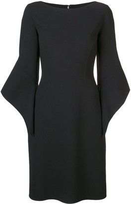 Michael Kors Bell Sleeved Dress