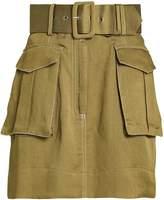 Shona Joy Ellington Cargo Mini Skirt