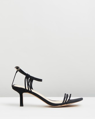 Atmos & Here River Leather Heels