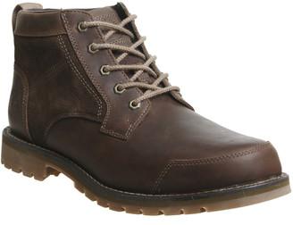 Timberland Larchmont Chukka Boots Dark Brown Nubuck