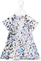 Roberto Cavalli animal print dress - kids - Cotton/Spandex/Elastane - 3 mth