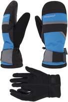 ANDORRA Hyper Tech Touchscreen Ski Mittens w/ Pockets & Optional Light Inner Gloves