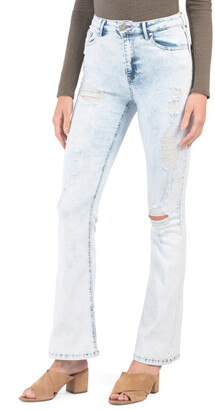 Junior Wide Leg Jeans Shop The World S Largest Collection Of Fashion Shopstyle