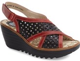 Fly London 'Yopp' Platform Wedge Sandal (Women)