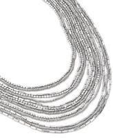 Penningtons Multi-Row Short Necklace