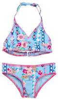 Gossip Girl Gypsy Flower Two-Piece Bikini Set (Big Girls)