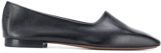 ATP ATELIER Square Toe Loafers