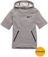 Nike Older Boys Dry Hoody Ss Hyper Fleece