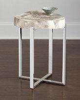 Palecek Everest Petrified-Wood Table