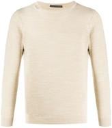 Daniele Alessandrini lightweight knit jumper