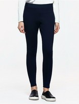 Calvin Klein Platinum Super Skinny Seamed Leggings