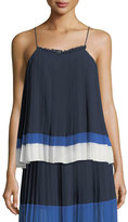 Joie Amzie Pleated Camisole Top