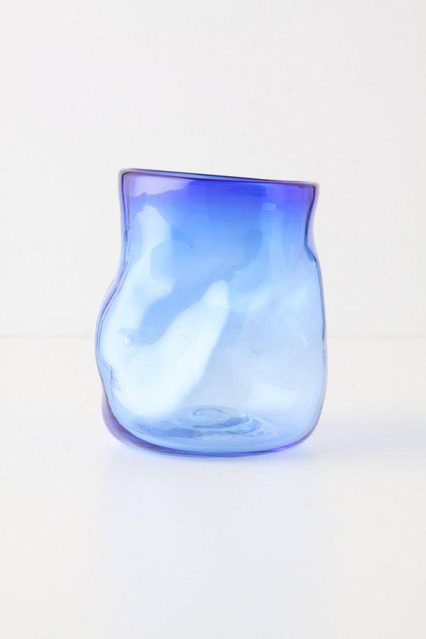 Anthropologie Wavering Glass