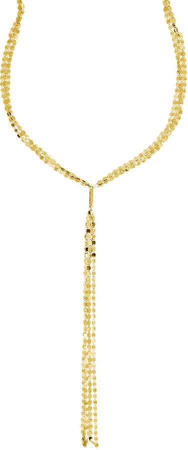 Lana Nude Multi Lariat Necklace