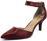 Style&Co. Style & Co Wandah Women US 7 Red Heels