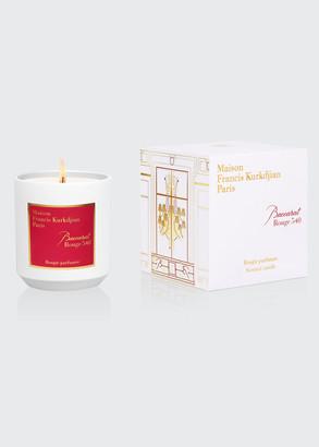 Francis Kurkdjian Baccarat Rouge 540 candle