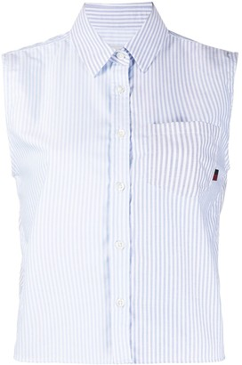 Woolrich Striped Oxford Shirt