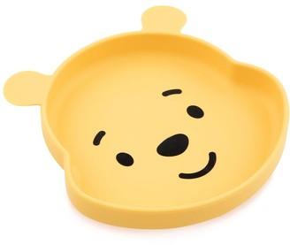 Disney Winnie the Pooh Silicone Grip Dish by Bumkins