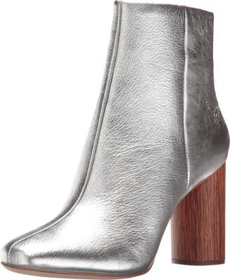 Loeffler Randall Women's Wilder (Metallic Leather) Ankle Boot