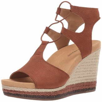 Lucky Brand Women's YEJIDA2 Wedge Sandal