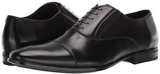 Kenneth Cole Reaction Eddy Lace-Up CT (Black) Men's Shoes