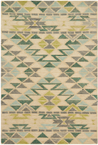 Loloi Rugs Gemology Hand-Tufted Wool Moroccan Runner