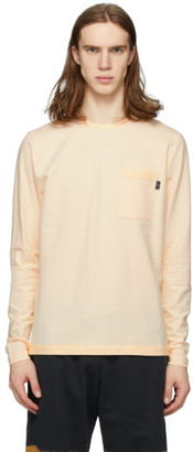 Paul Smith Orange and White Stripe Sweatshirt