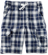 Carter's Plaid Shorts, Toddler (2T-4T)