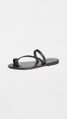 K. Jacques Bolzano Toe Ring Slides