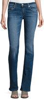Rag & Bone Boot-Cut Medium-Wash Jeans, Delancey