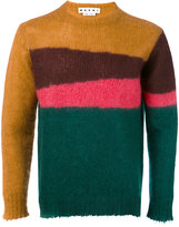 Marni Jacopo sweater - men - Polyamide/Wool/Mohair - 46