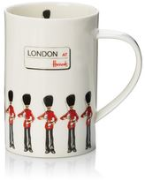 Harrods London Icons China Mug