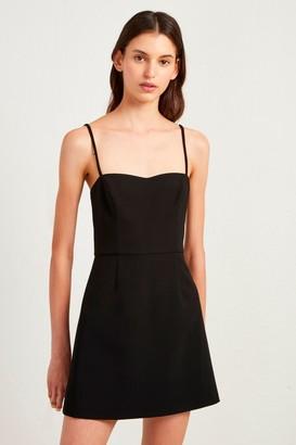 French Connenction Whisper Light Sweet Heart Neck Dress